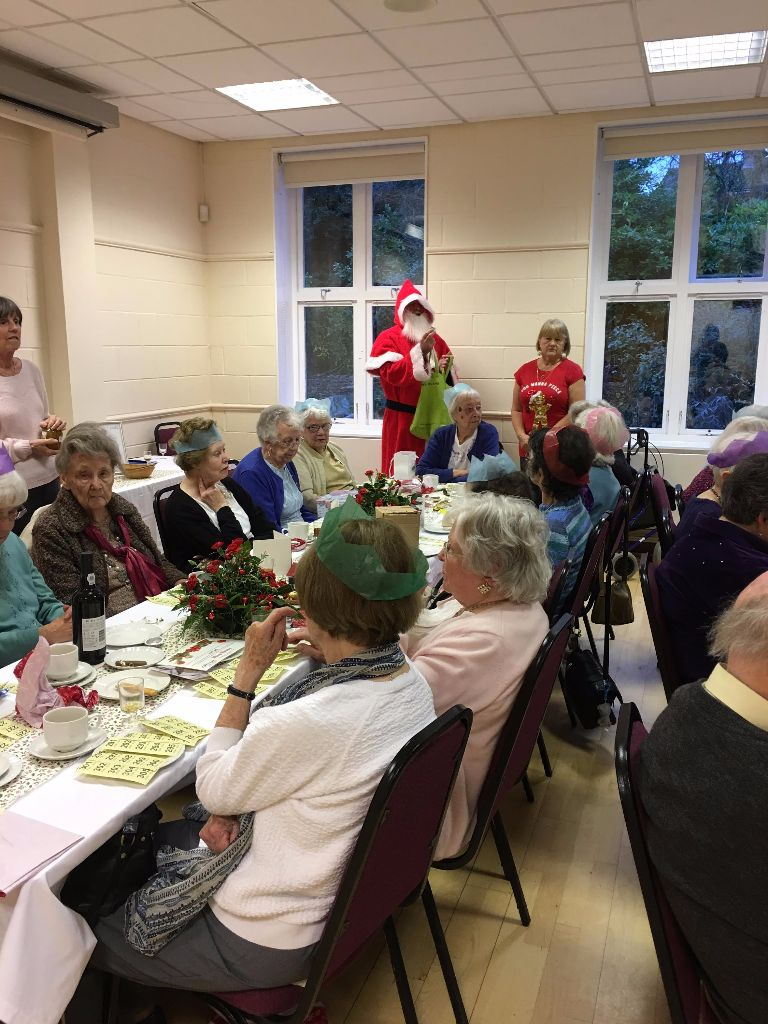 steyning christmas party Dec 16 -1