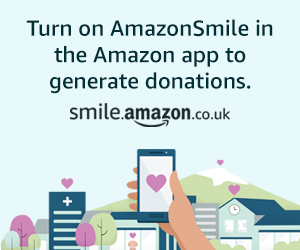 Amazon Smile for West Sussex Minibus